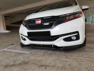 Honda shuttle bodykit