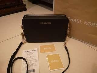 Michael Michael Kors JetSet Crossbody Bag