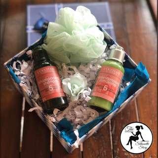 Bath Gift Box Set E