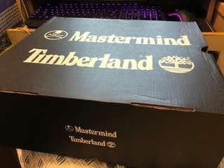 Mastermind x Timberland 5-inch Boot Yellow