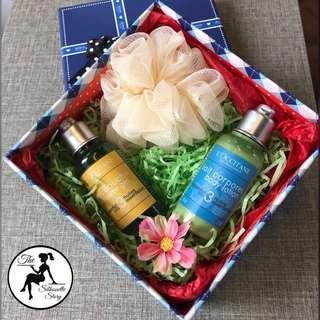 Bath Gift Box Set D