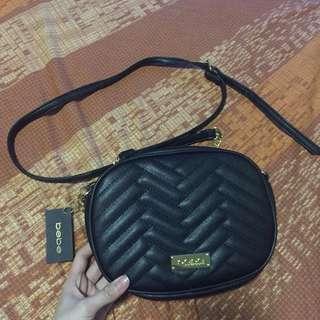 Authentic BEBE sling bag