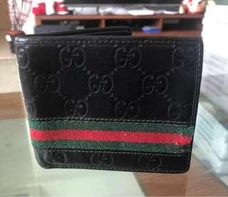 Authentic Gucci Men's Wallet