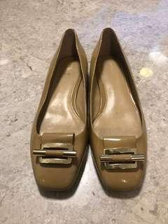 Michael Kors Patent Pumps