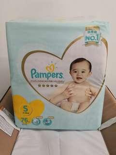 Pampers S碼尿片