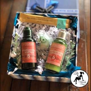 Bath Gift Box Set F