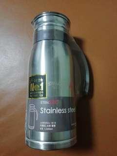 1.3 Litre 304 Stainless Steel Bottle