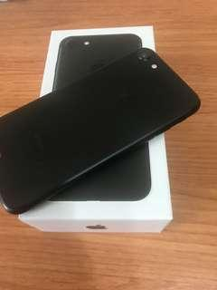🚚 霧黑色 apple iPhone 7 iPhone7 i7 128g 4.7寸