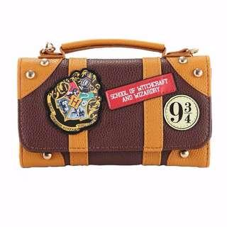 Harry Potter 哈利波特 銀包錢包 單肩包