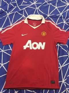 MANCHESTER UNITED HOME JERSEY SEASON 13/14