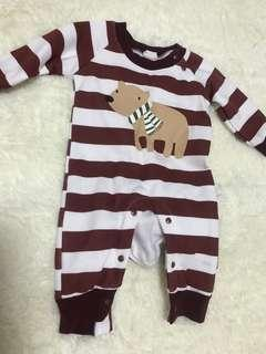 Thick Baby Romper