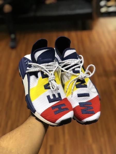 best sneakers d7011 817a5 1 US 10 INSTOCK] adidas NMD Human Race x Billionaire Boys ...