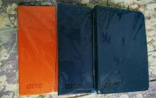 全新厚皮筆記簿10蚊本,共三本,30蚊