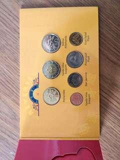 Fortune Coin collection