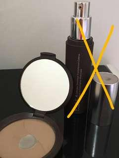 (Set) BECCA Ultimate Coverage Complexion Creme & Foundation Powder Noisette