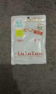 Lululun Face Mask Brightening