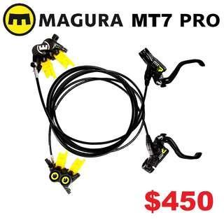 MAGURA MT7 PRO 2019 Disc Brake----------(MT 1893 MT Trail SPORT CARBON MT8 MT7 MT5e MT5 MT4 MT2 M9120 M8020 M8000 M7000 M315 TITANIUM NUT SCREW BOLT)