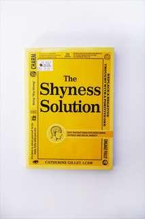 The Shyness Solution by Catherine Gillet