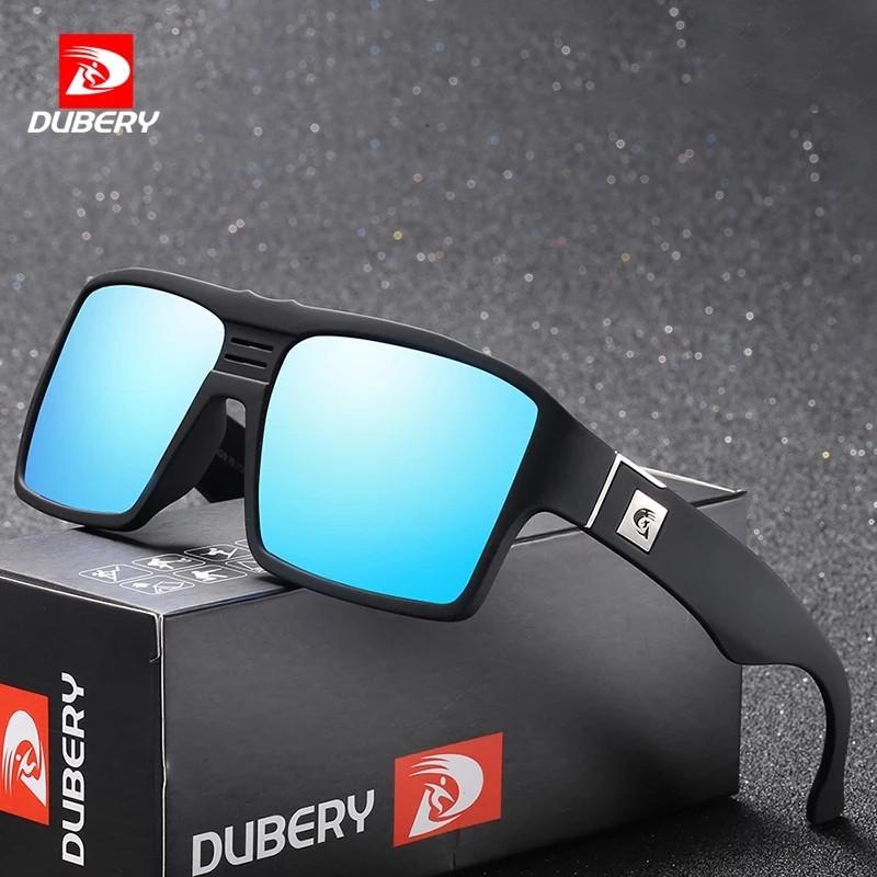 bb10d35d44b PO 2019 stylish shades DUBERY Brand Design Polarized Sunglasses Men ...