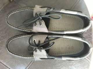 Sperry Top Sider (leather) size 10.5/11