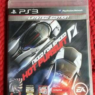 PS3 NFS HOT PURSUIT