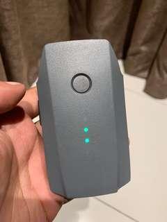 2x Original DJI mavic pro drone smart batteries