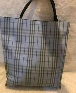 Authentic Burberry Tote Bag