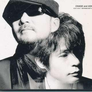 Chage and Aska - Very Best - Nothing but C & A (AUDIO CD) [b5]*