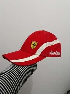 Topi Official F1 Ferrari Raikkonen