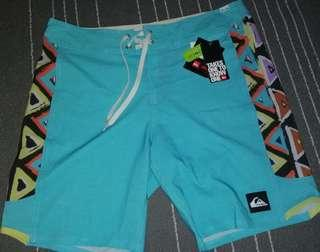 Quiksilver Boardshort green surf