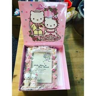 Hello Kitty and Dear Daniel 結婚相架 相框