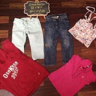 Authentic Kids Clothes 3Y