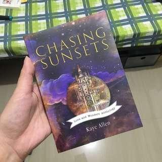 Chasing Sunsets by Kaye Allen