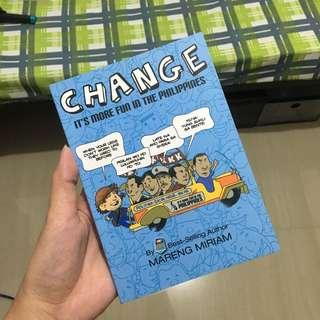 Change By Mareng Miriam