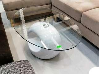 TRAX Coffee Table in WHITE