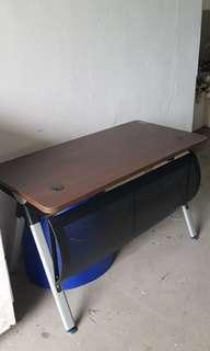 Darka wood office work study table desk