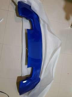 Honda jazz/fit RS spoiler