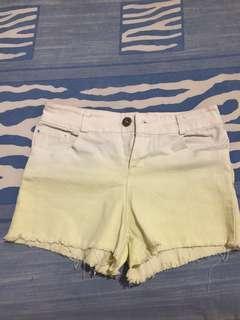 Hotpants Ombre