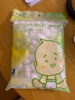 嬰兒清潔棉