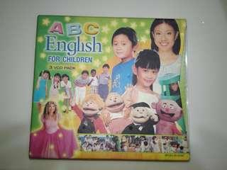 ABC English Children VCD
