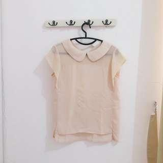 Creme Top by Magnolia