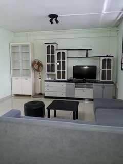 HDB 3 Bedrooms Whole Unit for Rent