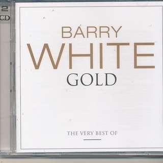Barry White - Gold - The Very Best of (AUDIO CD) (2-CD) [ba]*
