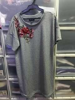 Byer California T - Shirt Dress