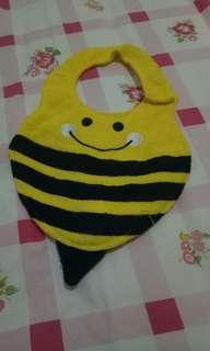 #bersihbersih Bib Baby bee
