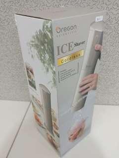 Oregon Scientific 便攜式電動刨冰機