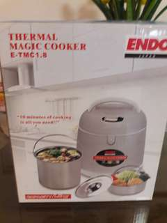 Endo Thermal Cooker