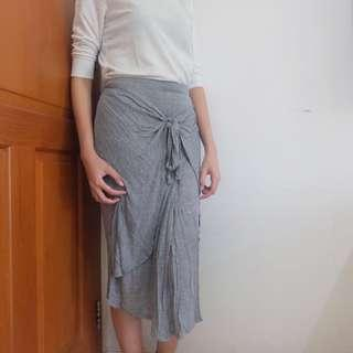 Grey Skirt by Noki