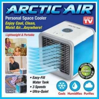 Mini Aircond Humidifier Cooler Purifier