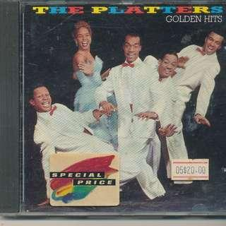 Golden Hits Import Edition by Platters (2003) Audio CD [ab] *